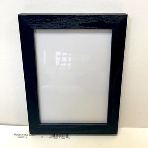 5x7 Picture frame with glass and backing